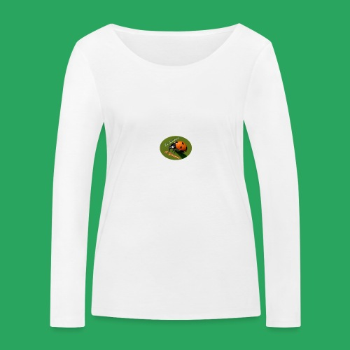 la scienza di Giacomo logo giusto tondo PNG - Maglietta a manica lunga ecologica da donna di Stanley & Stella
