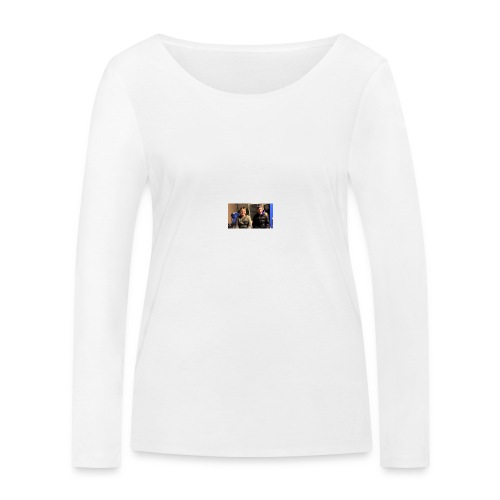 hoesje mobiel - Vrouwen bio shirt met lange mouwen van Stanley & Stella