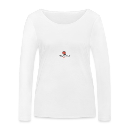 PlayForClub HD - T-shirt manches longues bio Stanley & Stella Femme
