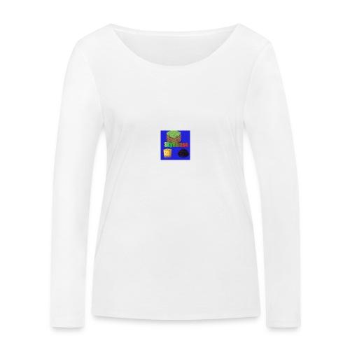 SkyGames - Vrouwen bio shirt met lange mouwen van Stanley & Stella
