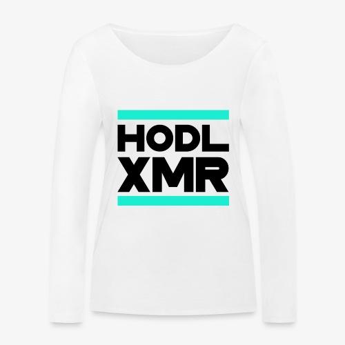 HODL runxmr-b - Women's Organic Longsleeve Shirt by Stanley & Stella