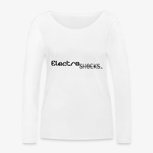 ElectroShocks BW siteweb - T-shirt manches longues bio Stanley & Stella Femme