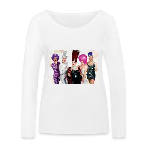 Covergirls - Frauen Bio-Langarmshirt von Stanley & Stella