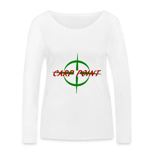 Carp Point - Frauen Bio-Langarmshirt von Stanley & Stella