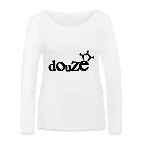 logo_douze - T-shirt manches longues bio Stanley & Stella Femme
