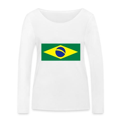 Braslien - Frauen Bio-Langarmshirt von Stanley & Stella