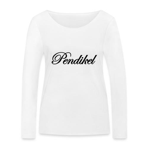 Pendikel Schriftzug (offiziell) T-Shirts - Frauen Bio-Langarmshirt von Stanley & Stella