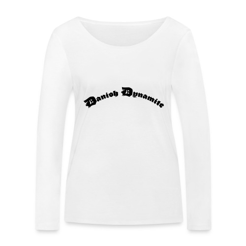 Danish Dynamite - Økologisk Stanley & Stella langærmet T-shirt til damer