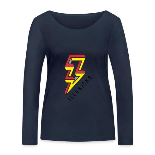 ♂ Lightning - Frauen Bio-Langarmshirt von Stanley & Stella