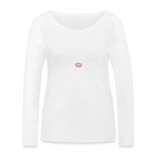 AMMM Crown - Women's Organic Longsleeve Shirt by Stanley & Stella