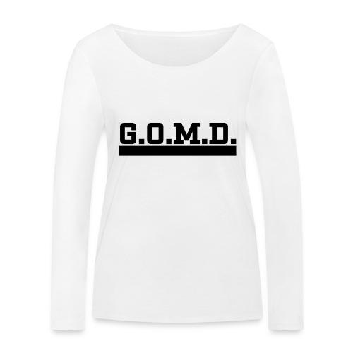 G.O.M.D. Shirt - Frauen Bio-Langarmshirt von Stanley & Stella