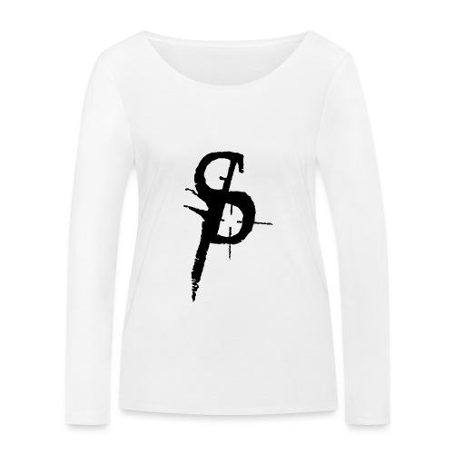 duality ps logo - Ekologisk långärmad T-shirt dam från Stanley & Stella