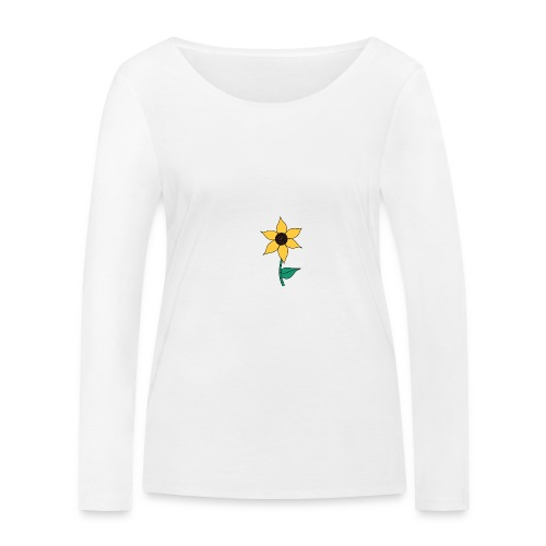 Sunflower - Vrouwen bio shirt met lange mouwen van Stanley & Stella