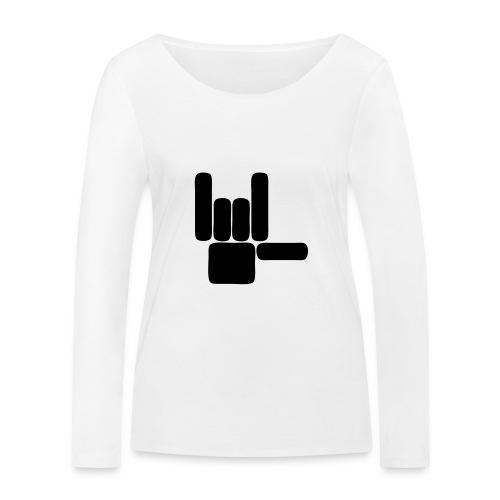 Beau Qui T'Eau boxershort - Vrouwen bio shirt met lange mouwen van Stanley & Stella