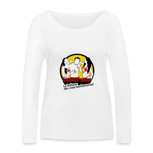 Energy 3000 - T-shirt manches longues bio Stanley & Stella Femme