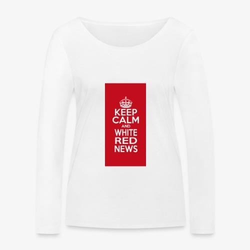 cover cellulare jpg - Maglietta a manica lunga ecologica da donna di Stanley & Stella