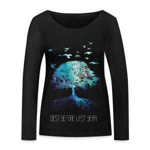 Men's shirt next Nature - Women's Organic Longsleeve Shirt by Stanley & Stella