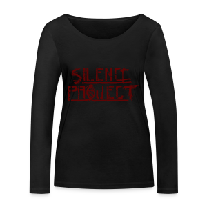 Silence Project - T-shirt manches longues bio Stanley & Stella Femme