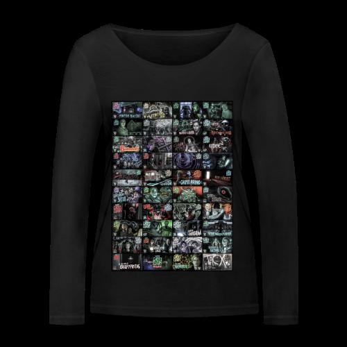 Thumbnails - Ekologisk långärmad T-shirt dam från Stanley & Stella