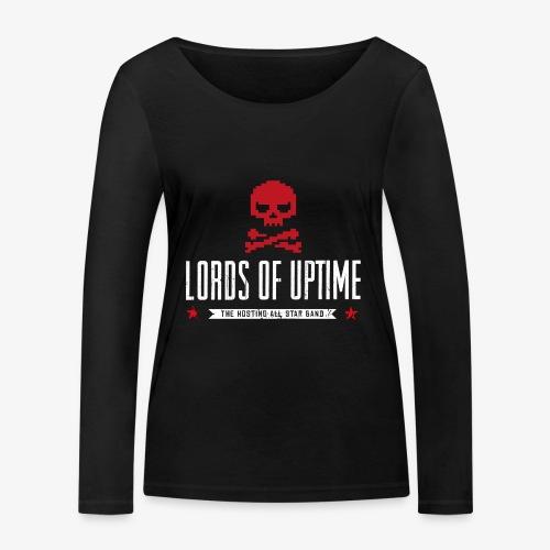 Lords of Uptime - Frauen Bio-Langarmshirt von Stanley & Stella