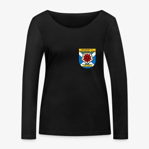 Montrose FC Supporters Club - Women's Organic Longsleeve Shirt by Stanley & Stella