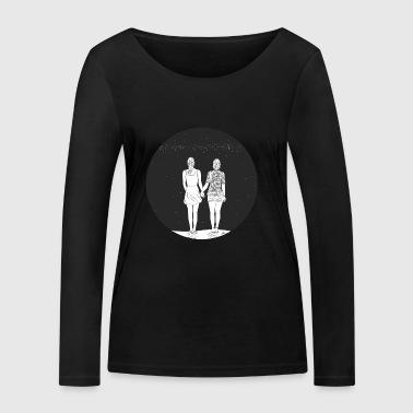 tillsammans - Ekologisk långärmad T-shirt dam från Stanley & Stella