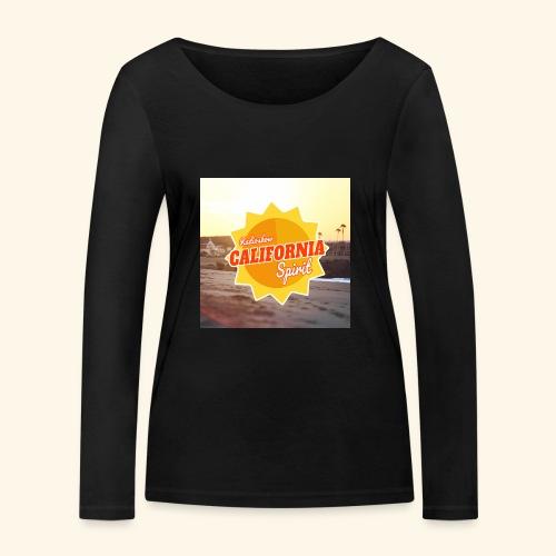 SunRise - T-shirt manches longues bio Stanley & Stella Femme