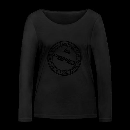 Badge - T-shirt manches longues bio Stanley & Stella Femme