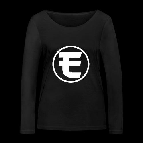 Evanus Shirt Officieel - Vrouwen bio shirt met lange mouwen van Stanley & Stella