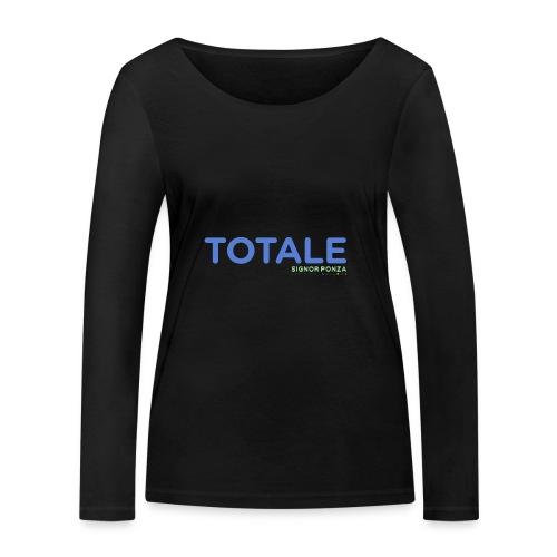 TOTALE - Maglietta a manica lunga ecologica da donna di Stanley & Stella