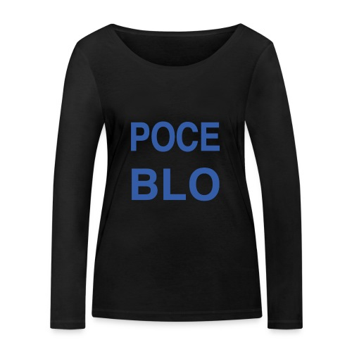 Tee shirt POCE BLO - T-shirt manches longues bio Stanley & Stella Femme