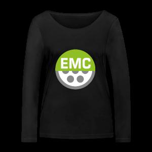 ElektroMobilitätsClub - Frauen Bio-Langarmshirt von Stanley & Stella
