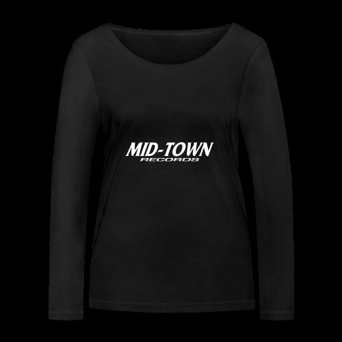 Midtown - Women's Organic Longsleeve Shirt by Stanley & Stella