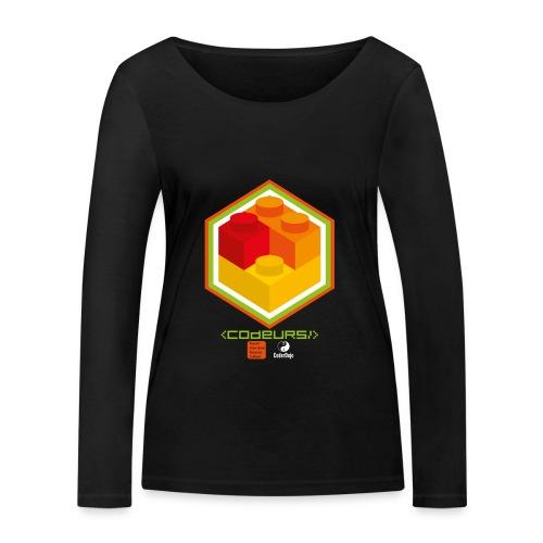 Esprit Club Brickodeurs - T-shirt manches longues bio Stanley & Stella Femme