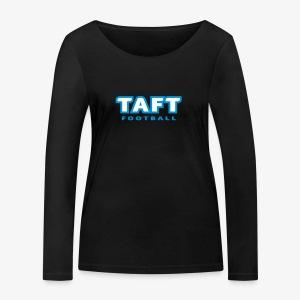 4769739 124019410 TAFT Football orig - Stanley & Stellan naisten pitkähihainen luomupaita