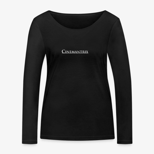 Cinemantrix - Ekologisk långärmad T-shirt dam från Stanley & Stella