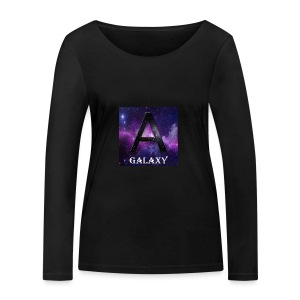 AwL Galaxy Products - Women's Organic Longsleeve Shirt by Stanley & Stella