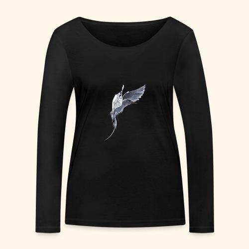Weißschwanz Tropenvogel - Frauen Bio-Langarmshirt von Stanley & Stella