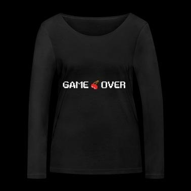 Koniec gry - Ekologiczna koszulka damska z długim rękawem Stanley & Stella