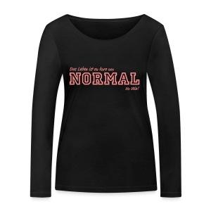 NORMAL - Frauen Bio-Langarmshirt von Stanley & Stella