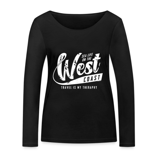 West Coast Sea surf clothes and gifts GP1306A - Stanley & Stellan naisten pitkähihainen luomupaita