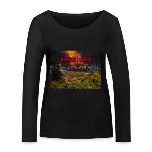 The Devolved Long TS1 - Women's Organic Longsleeve Shirt by Stanley & Stella