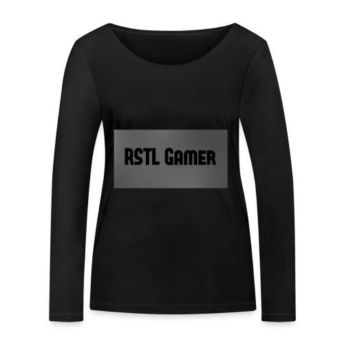 RSTL Gamer Limted time merch - Women's Organic Longsleeve Shirt by Stanley & Stella