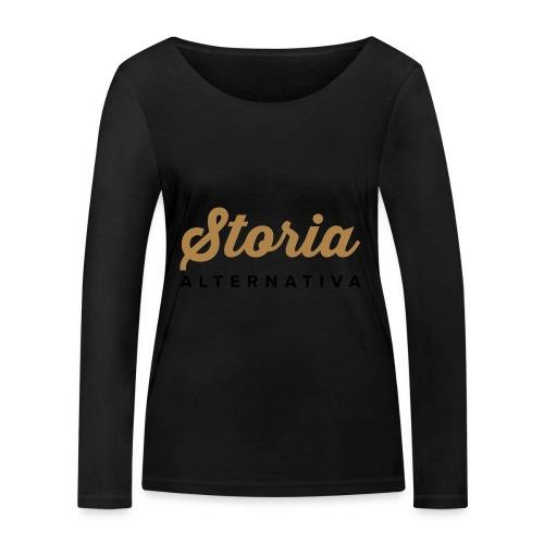 316442 - Maglietta a manica lunga ecologica da donna di Stanley & Stella