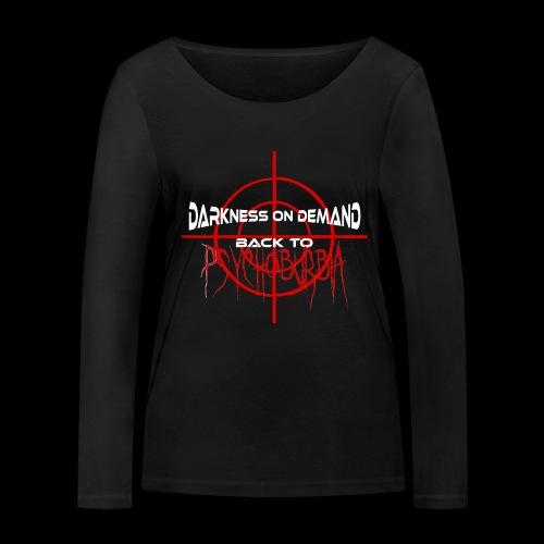 DoD Back to Psychoburbia - Frauen Bio-Langarmshirt von Stanley & Stella