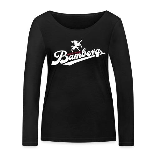 Bock N Roll College - Frauen Bio-Langarmshirt von Stanley & Stella