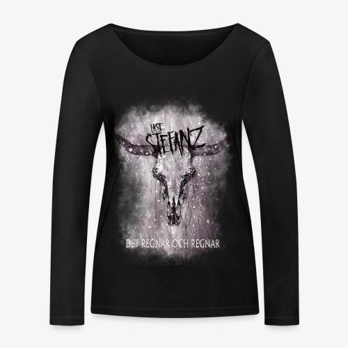 Lasse in Flamez - Ekologisk långärmad T-shirt dam från Stanley & Stella