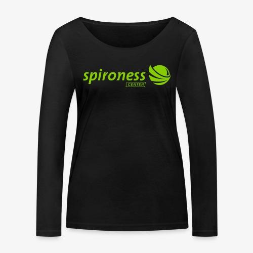 Spironess Center COLORPOP - T-shirt manches longues bio Stanley & Stella Femme