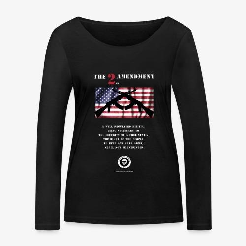 2nd Amendment - Frauen Bio-Langarmshirt von Stanley & Stella