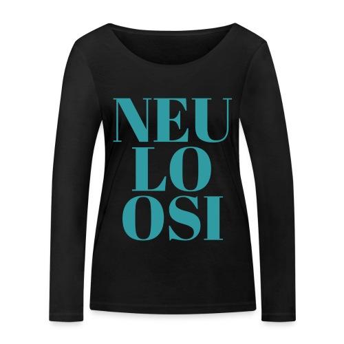 Neuloosi - Women's Organic Longsleeve Shirt by Stanley & Stella